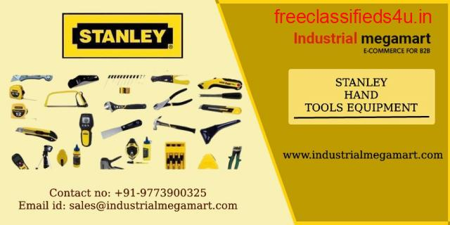 Stanley hand tools solution Noida +91-9773900325