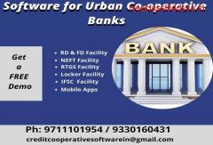 Software for Urban Cooperative Bank in Mumbai