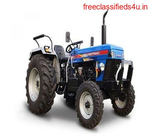 In india Powertrac Euro 60 Tractor price, Specification and Its Overview