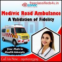 Hire an Emergency Cardiac Ambulance Service in Varanasi  Medivic