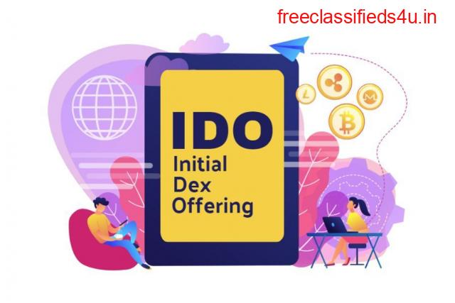 IDO Tokens Can Be Used To Raise Funds