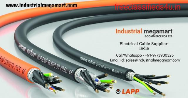 Lapp Cable Product Noida +91-9773900325