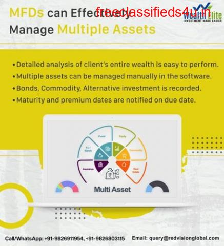 Why Mutual fund software for Distributors ascertains likely scenarios?