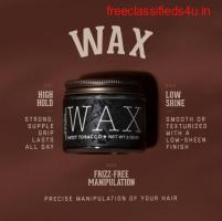 Premium Hair Styling Wax For Men | 1821 Man Made - Made In USA