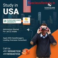 USA Student Visa Consultant in Gandhinagar - Vihaan Overseas
