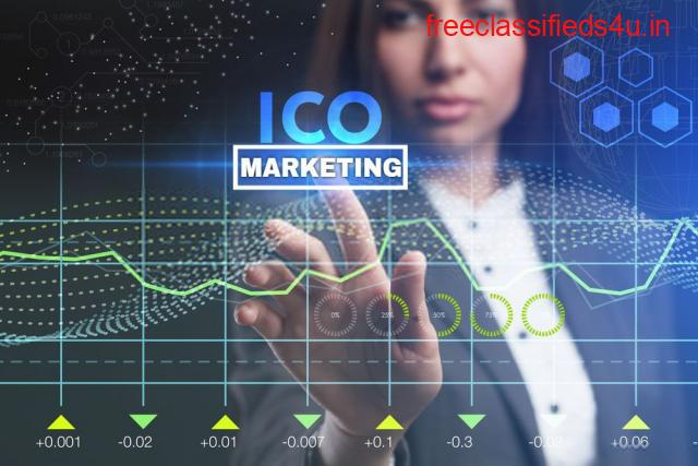 Get digital strategies for your business from the top ICO marketing company