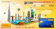 Get Forex Cards at lowest price at Koramnagala, Bangalore