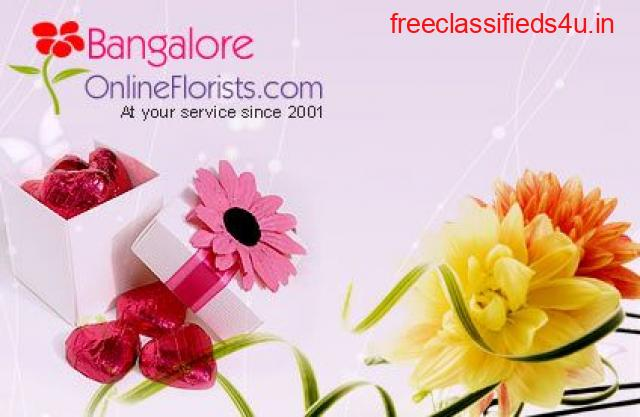 Send the Best Valentine's Day Gifts to Bangalore at Low Cost- Free Same Day Delivery