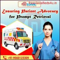 Medivic Ambulance Service in Patna – Shifting Critical Patient