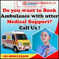 Medivic Ambulance Service in Ranchi - with Ease and Comfort