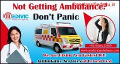 Hire Medivic Ambulance Service in Kolkata - Quickest Solution