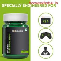 Roncuvita Memory Booster for healthy brain functioning