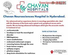 Neurosciences Hospital in Hyderabad