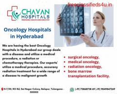 Oncology Hospitals in Hyderabad
