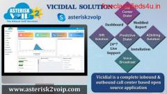 Best Vicidial Solution Services Provided by Asterisk2voip Technologies