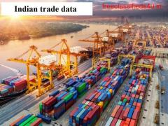 How to analysis the Indian trade data?