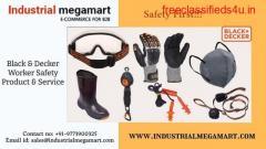 Black & Decker PPE products dealer +91-9773900325