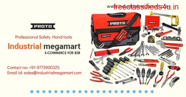 Proto tools equipment services +91-9773900325