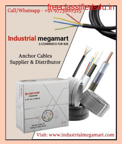 Anchor Electrical Cable Shop +91-9773900325