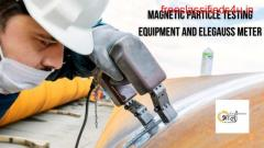 Magnetic Particle Testing Equipment and Elegauss Meter