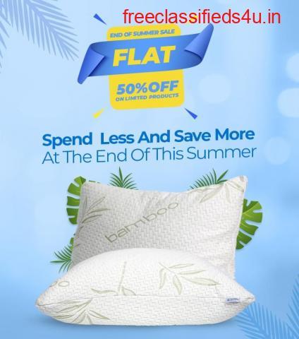 Orthopedic Memory Foam Pillow | Pack of 1