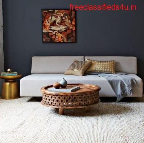 Buy Oval coffee table in Sydney