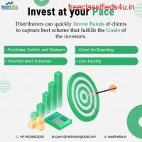 Mutual Fund Software for Distributors invest proportionally