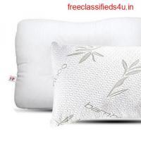 Solid Shredded Memory Foam Pillow for sound sleep