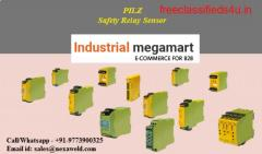Pilz Safety Relay Sensor equipment +91-9773900325