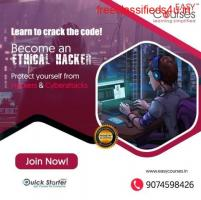 Learn to hack with online Ethical Hacking Course
