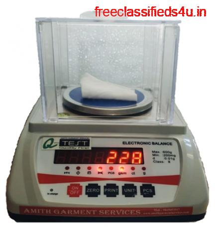 GSM Scale- Amith garment services
