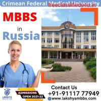 Crimean Federal Medical University | MBBS In Russia