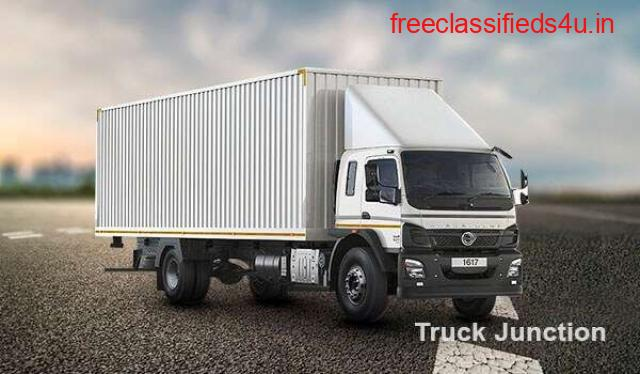 Bharatbenz Truck Price in India 2021 - Specifications & Reviews