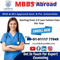 MBBS Abroad Consultant in Bhopal