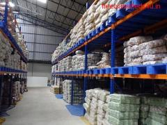 Industrial storage racks in Mangalore