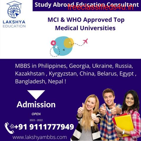 Study MBBS Abroad Consultants in Indore