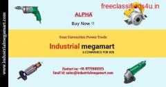 Alpha Power Tools Equipment & Material +91-9773900325