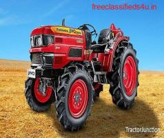 In India, Mahindra Jivo 365 Tractor Features and Its Price