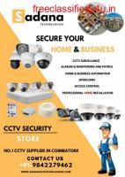 CCTV camera dealers in Coimbatore